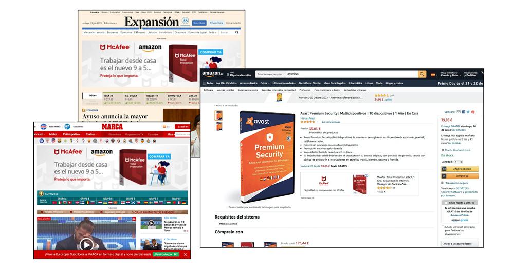 Publicidad DSP Amazon