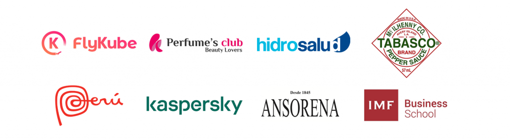 logos de clientes Add Value Media